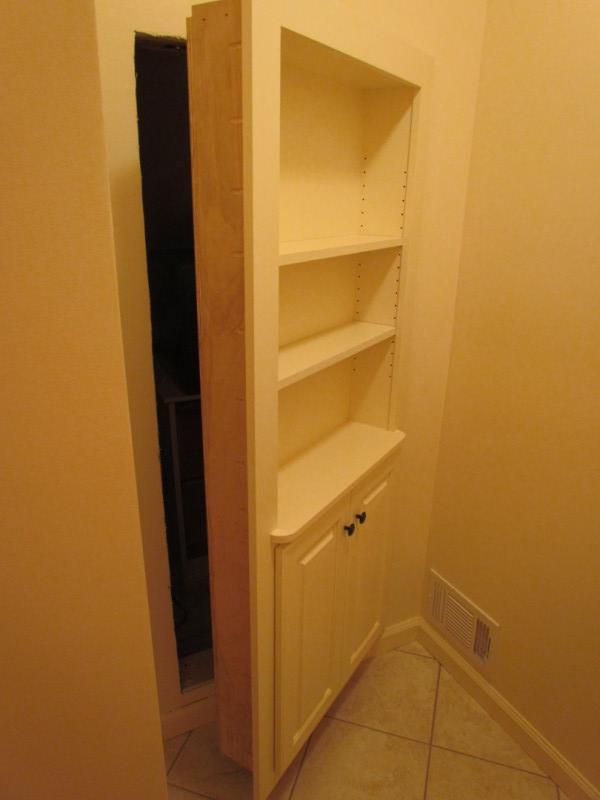 Wood Bookcase Plans Free
